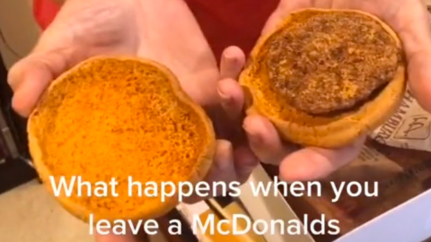This Gran Has Kept a McDonald's Meal for 24 years and It Still Hasn't Rotted