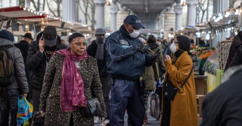 Coronavirus: Pictures of French markets are shocking the internet