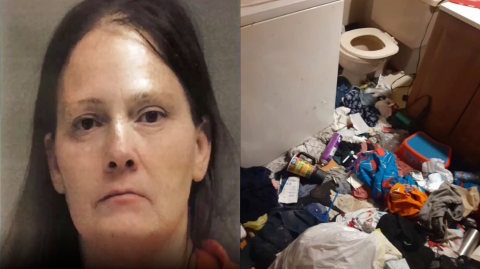 Children Rescued From Their Grandmothers Abusive Care Were Forced To Eat Their Own Feces