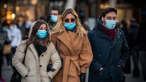 Britain may face another epidemic starting next month, scientists fear