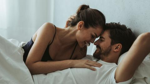 Mistakes all couples make in bed