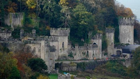 Gwrych Castle confirmed for I'm A Celeb 2021
